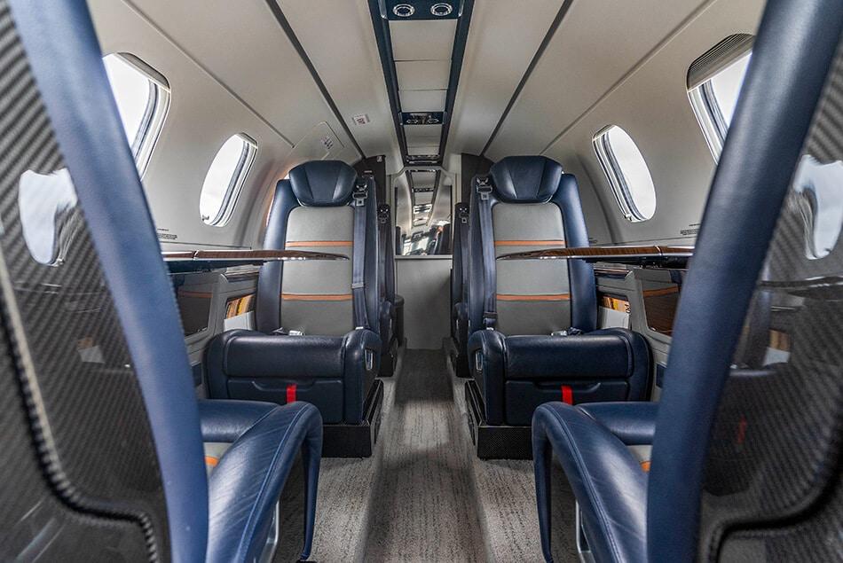 Phenom 300E Interior